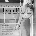 Jean Patchett / Evan-Picone 1955