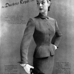 Jean Patchett / Duchess Royal 1951