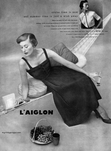 L'Aiglon 1950 / Mary Jane Russell