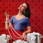 Mary Jane Russell / Acrilan 1955