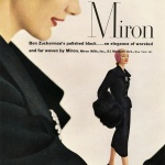 Sunny Harnett / Ben Zuckerman design in Miron Wool 1952