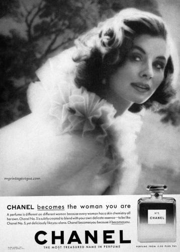 Chanel 1959 - Suzy Parker