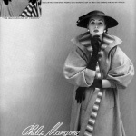 Angelo Fabric - Philip Mangone 1952 / Suzy Parker