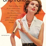 Ship 'n Shore 1953 / Suzy Parker